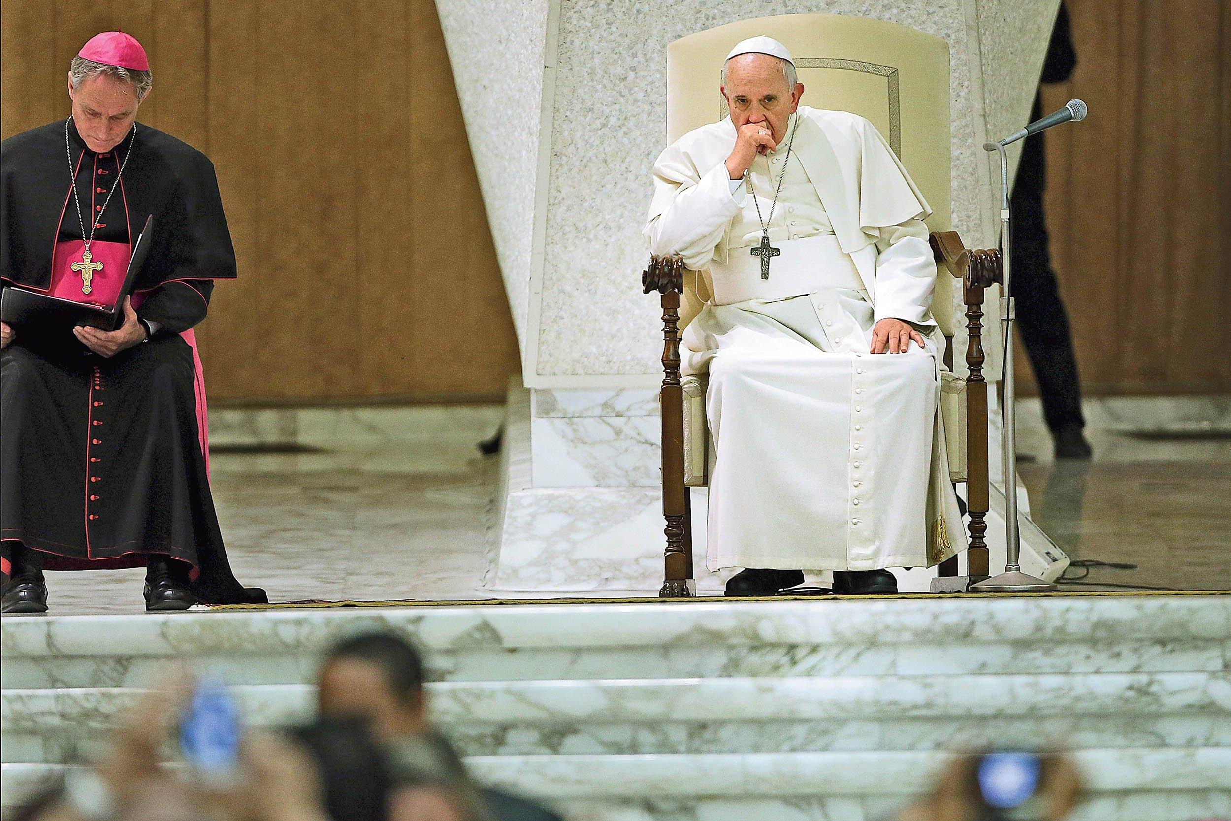 Pope's Big Bang
