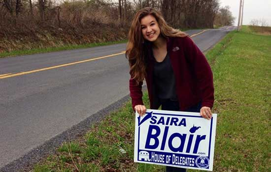 11-5-14 Saira Blair West Virginia