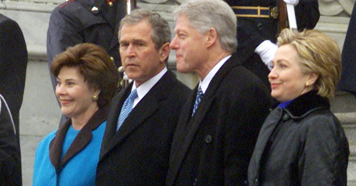 George W. Bush inaguration