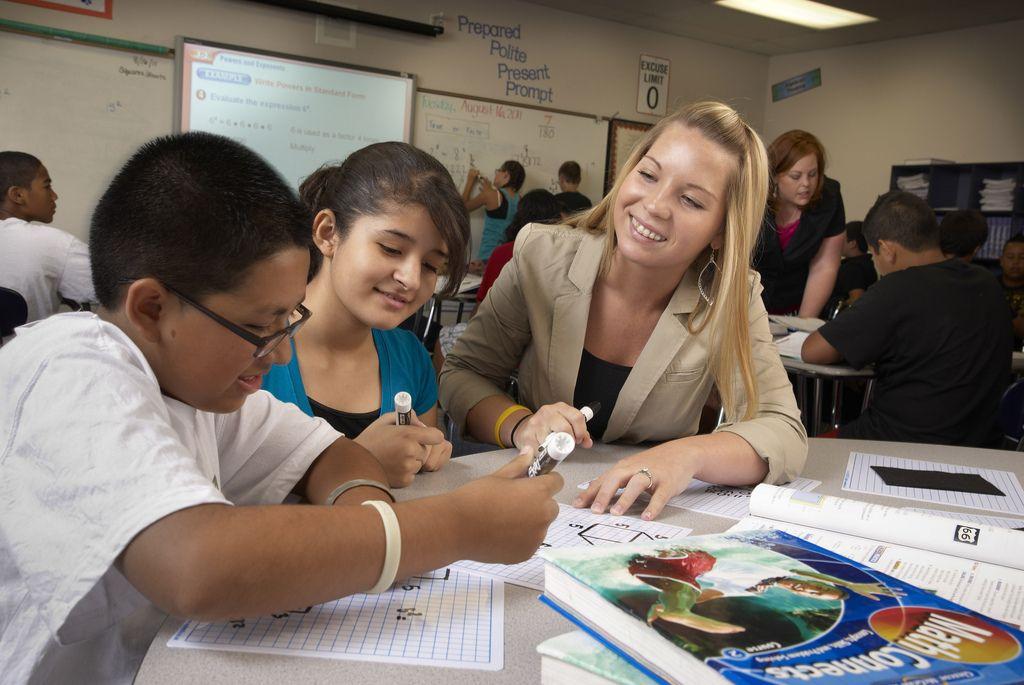 Arizona State University - Student Teaching