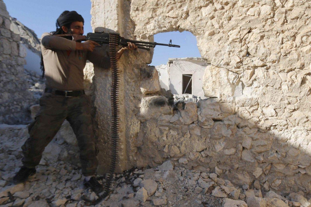Syrian Rebels FSA
