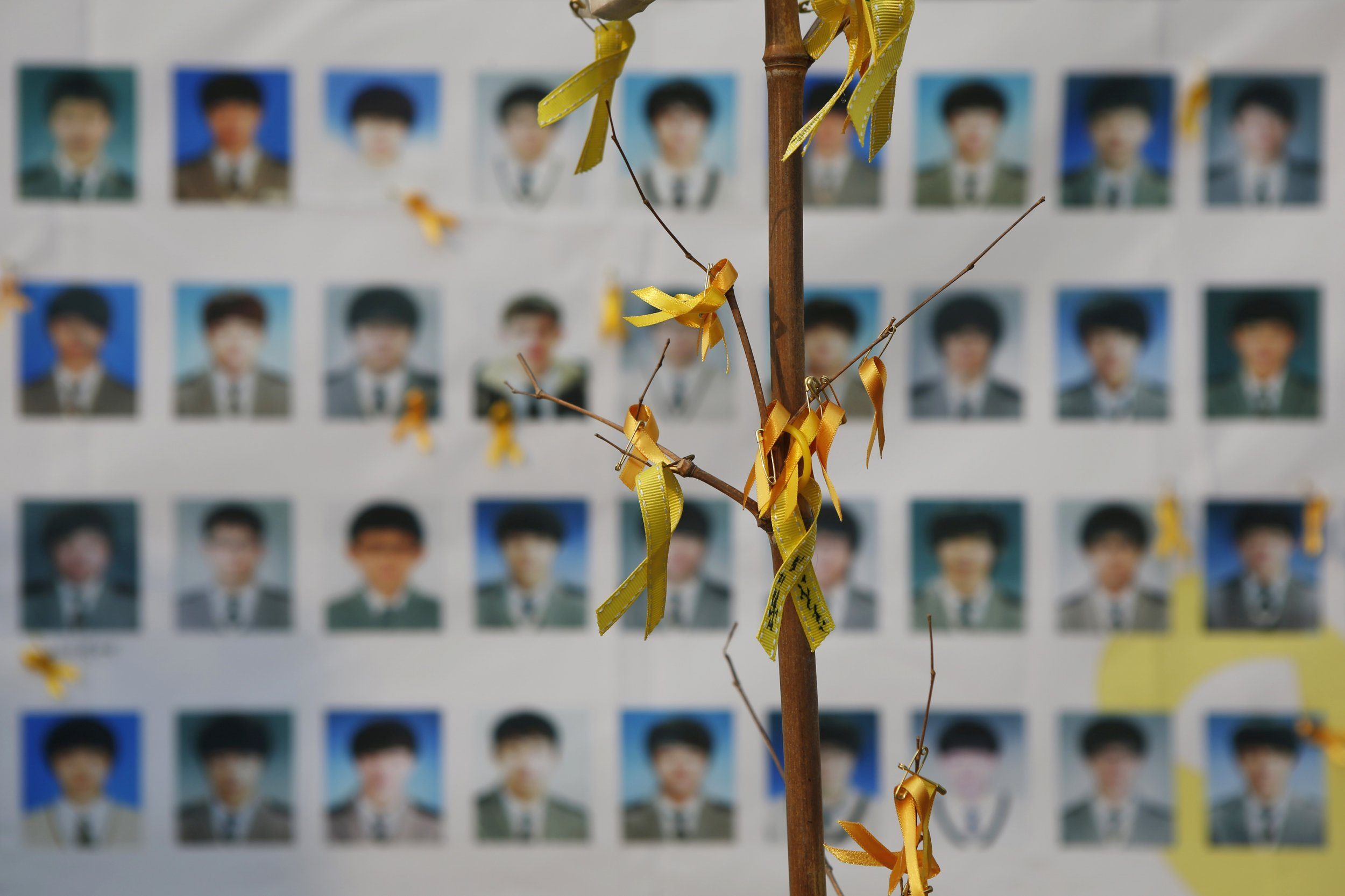 Sewol ferry victims
