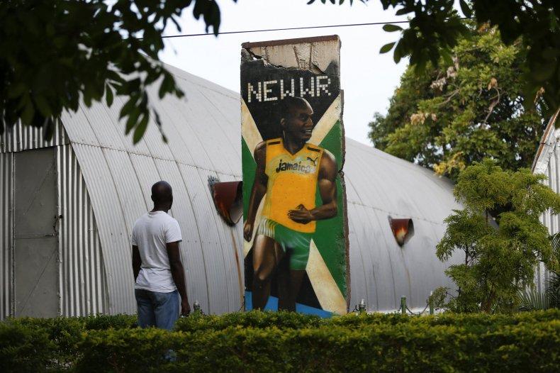 11-10-14 Berlin Wall Jamaica