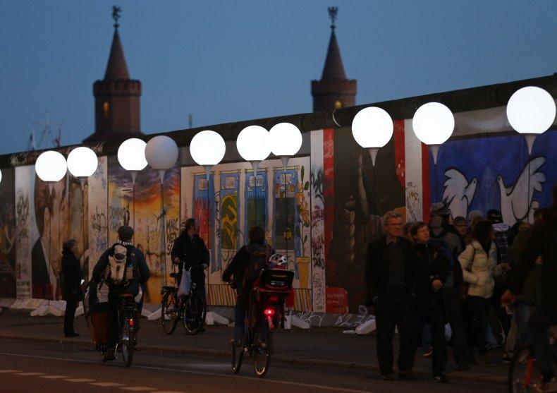 11-10-14 Berlin Wall East Side Gallery