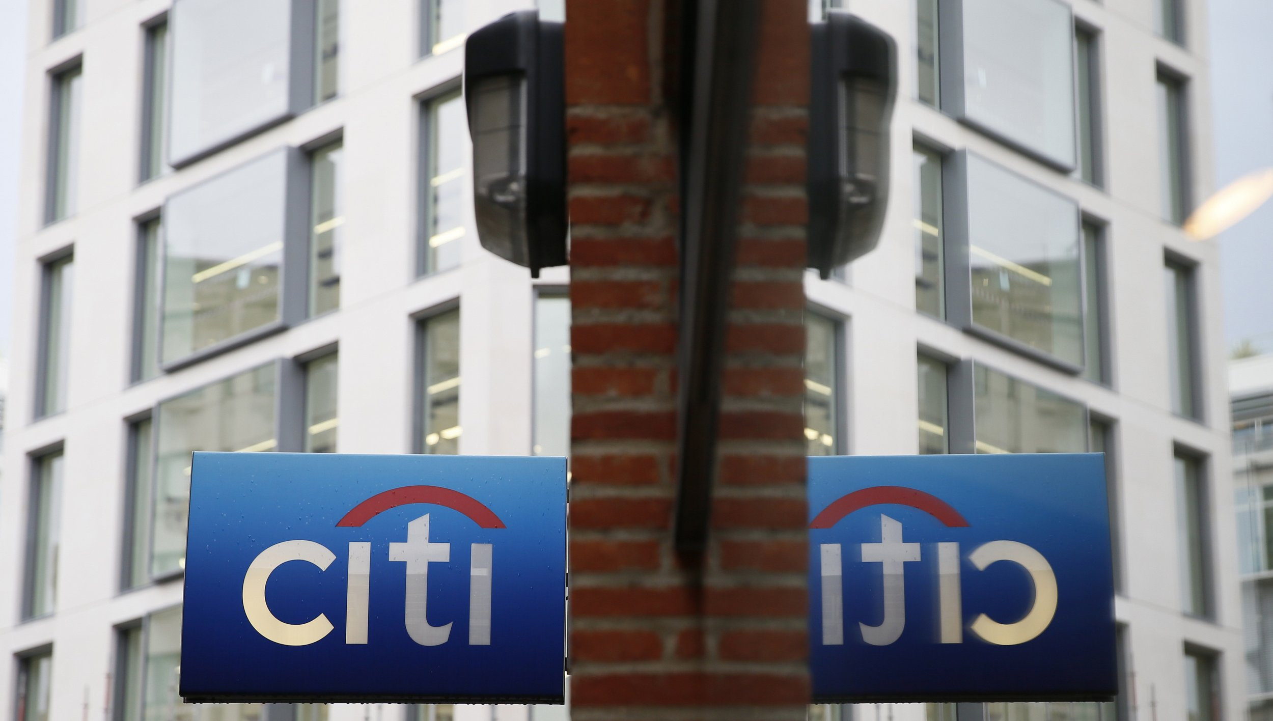 Citigroup forex probe