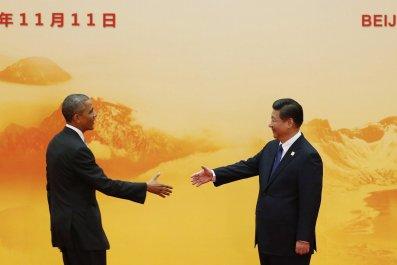 Obama and Xi