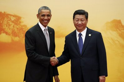 President Obama and President Xi