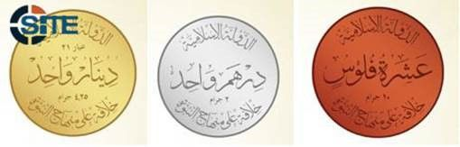 ISIS Currency