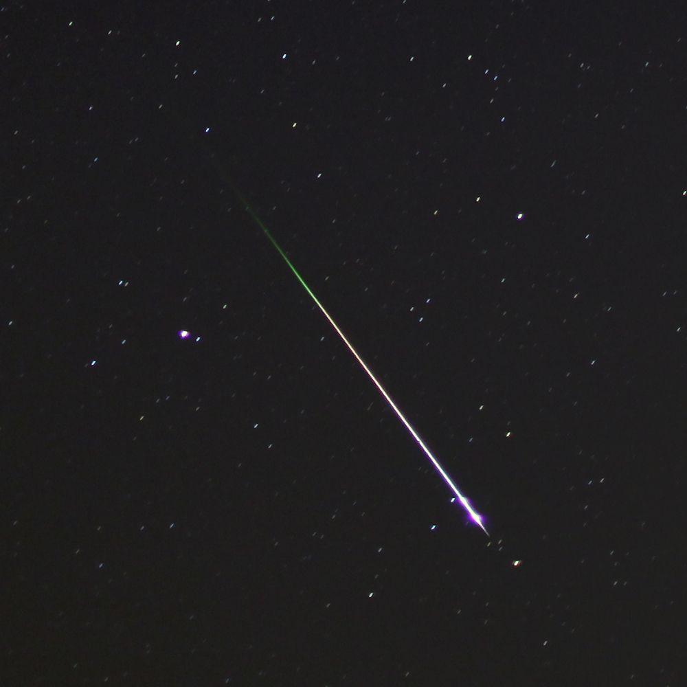 hankey meteor