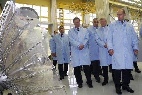 Russian Satellite