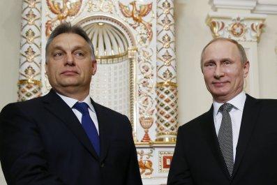 Putin and Orban