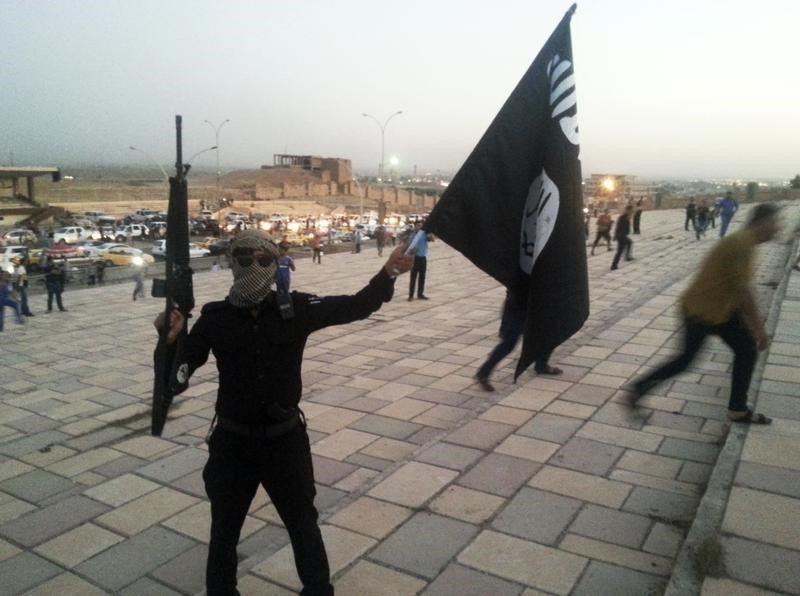 Islamic State mosul, iraq