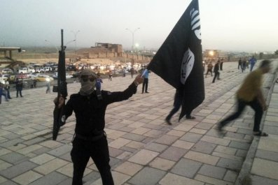 Islamic State mosul, iraq