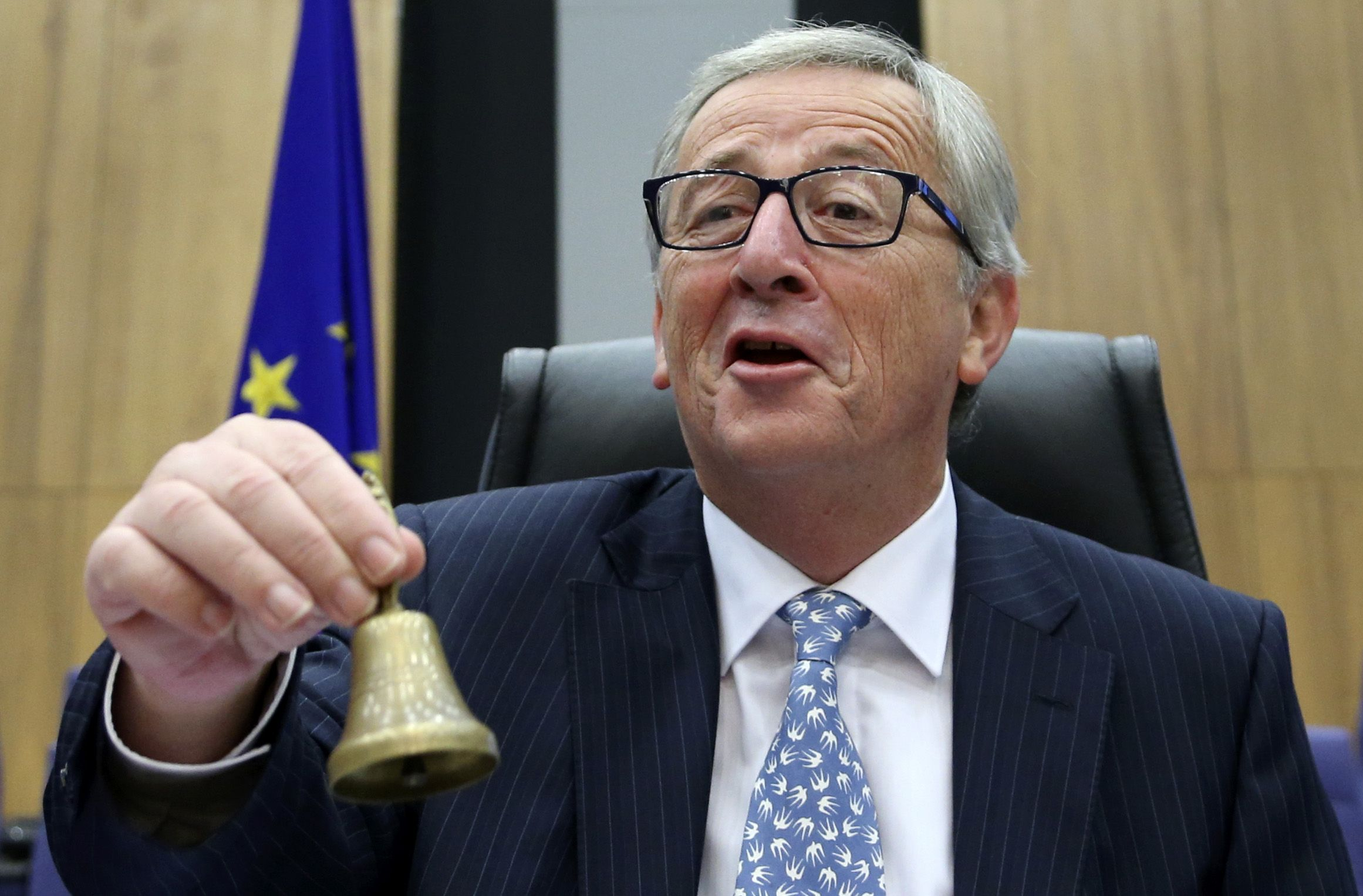Juncker Unlikely to be Unseated Despite 'Tax Haven' Scandal