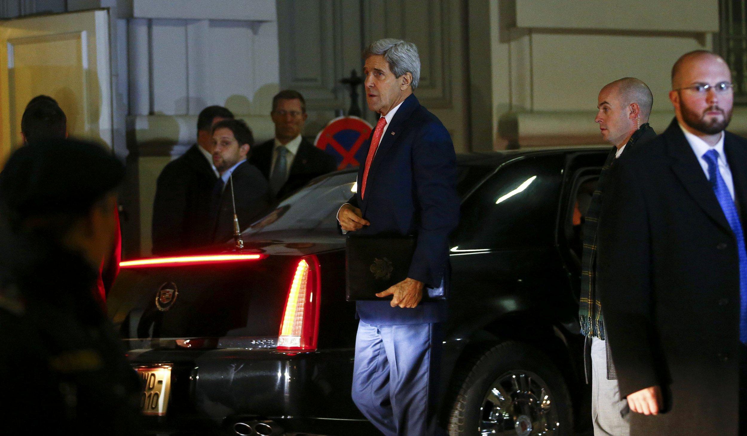 11-23-14 Kerry Iran talks