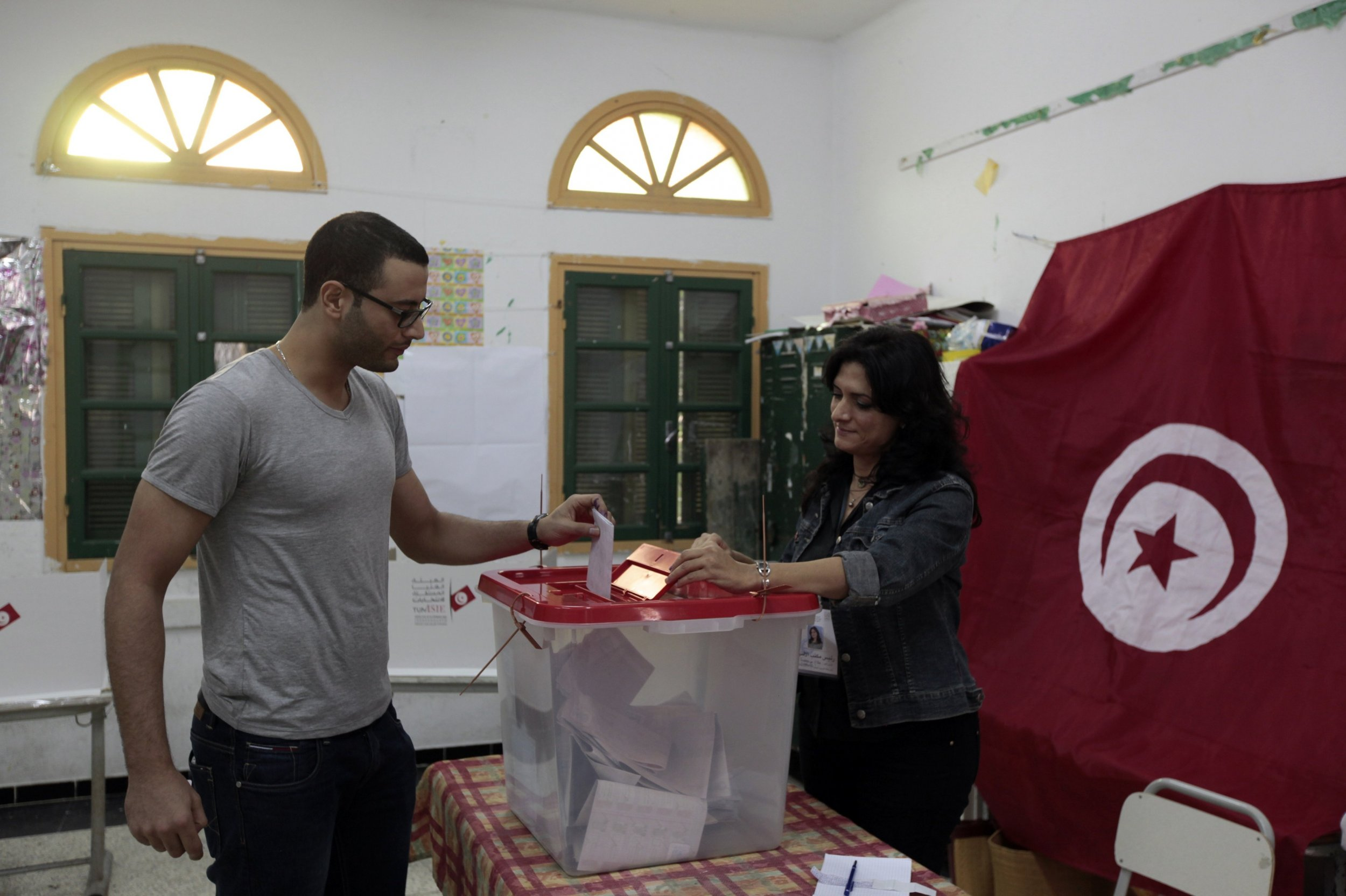 11-23-14 Tunisia elections