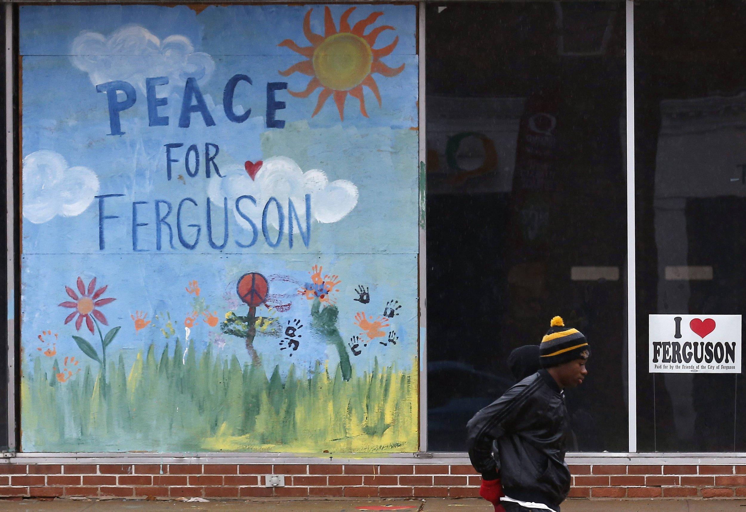 Ferguson Peace