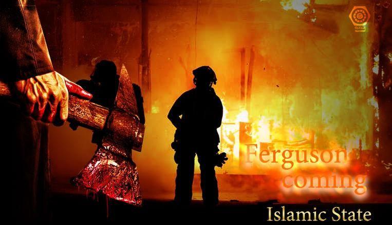 Ferguson ISIS