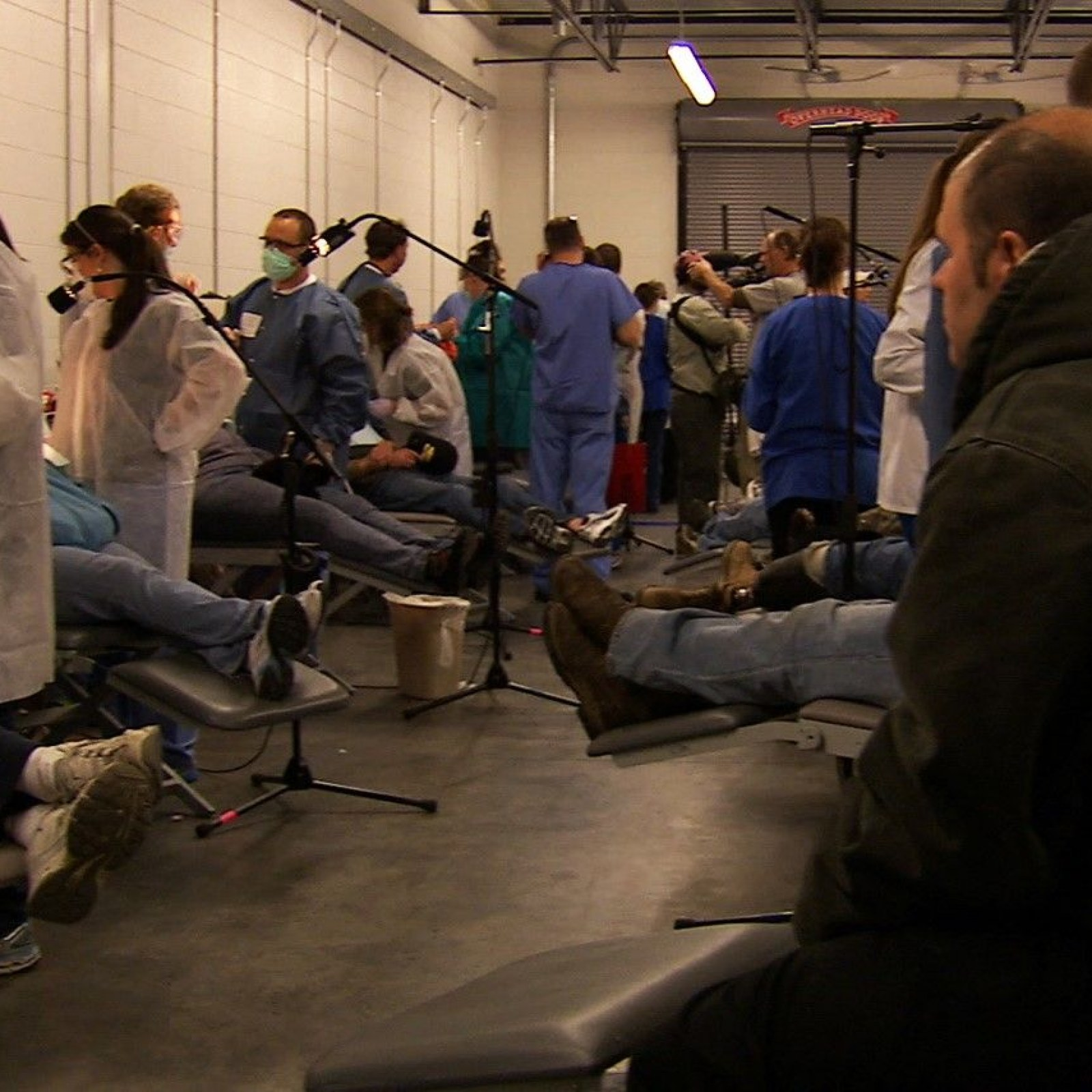Remote Area Medical' Shows What America's Uninsured Go