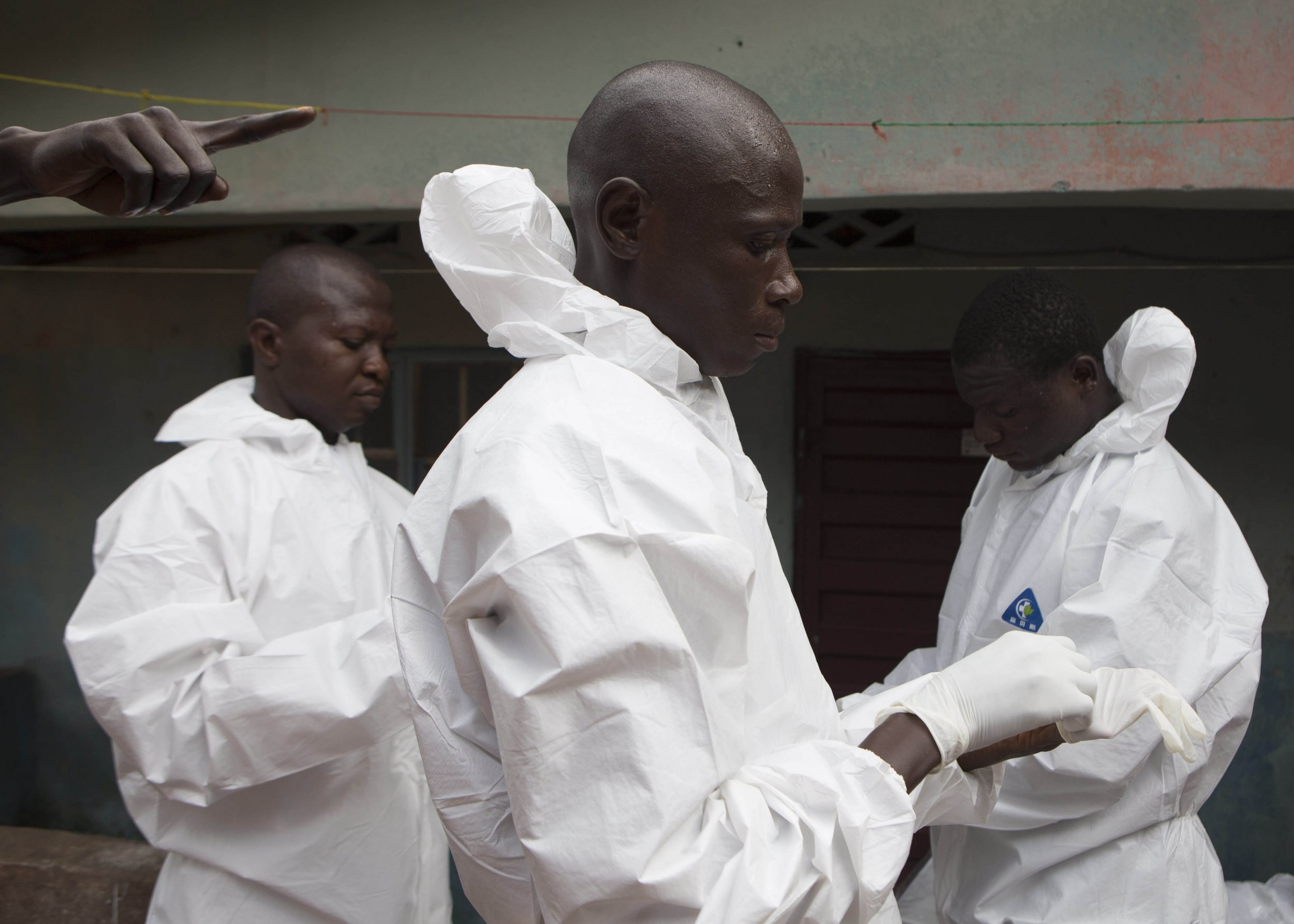 $1.8 Billion in Ebola Donations Haven't Made it to Africa