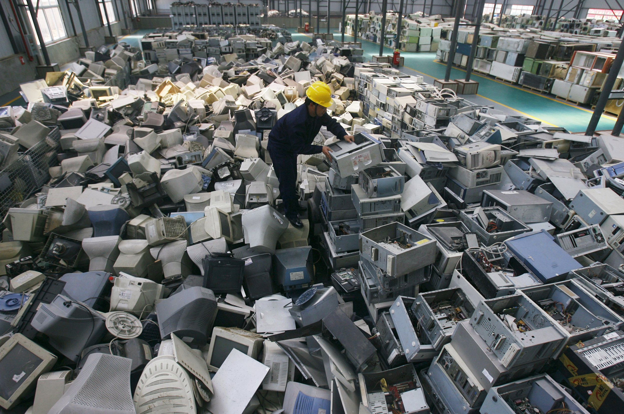 Image result for gadgets waste