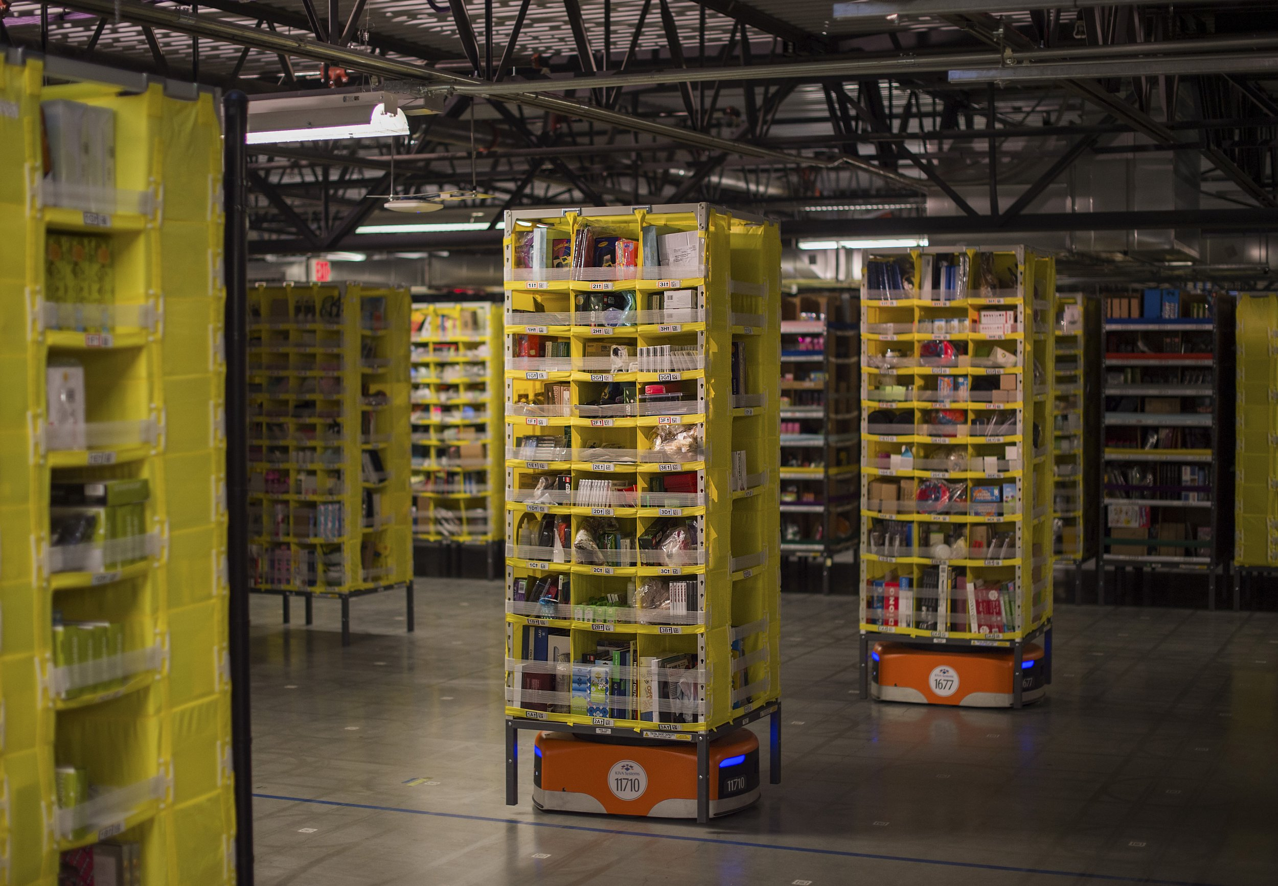 Robots Are the Future: Amazon Machines Are Just the Beginning