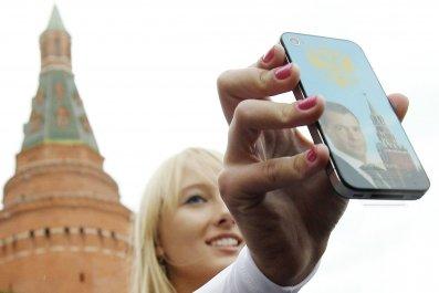 Russia iPhone