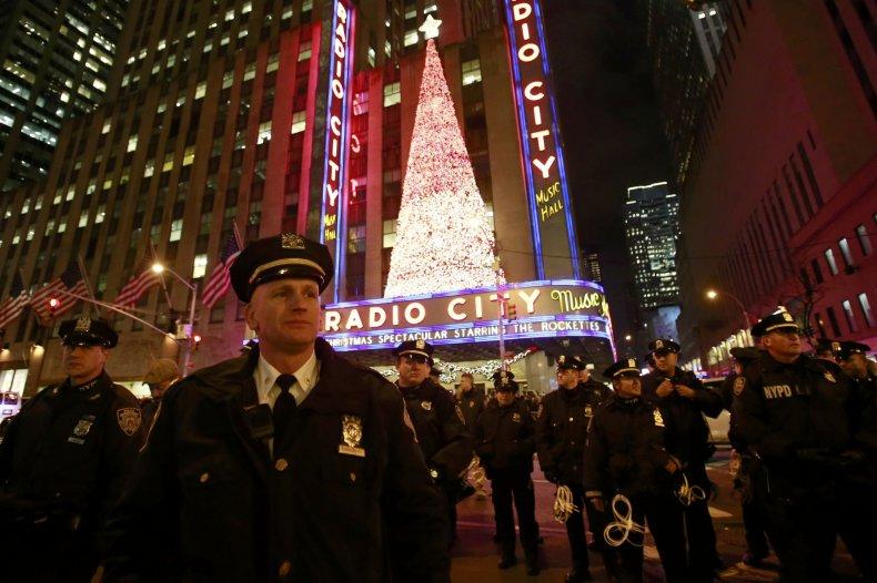eric garner protests new york