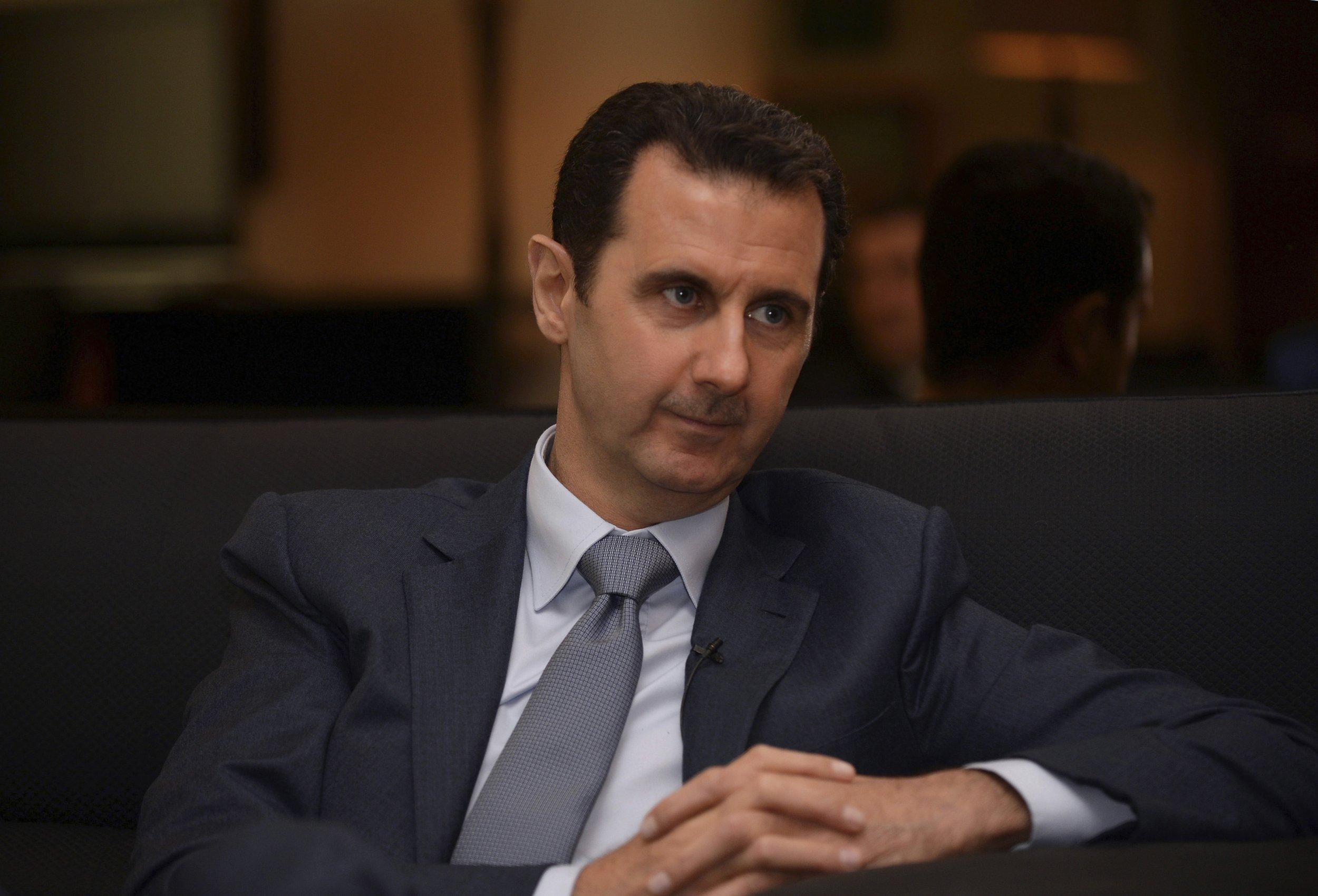 Guerra na Síria será longa e difícil – Bashar al-Assad