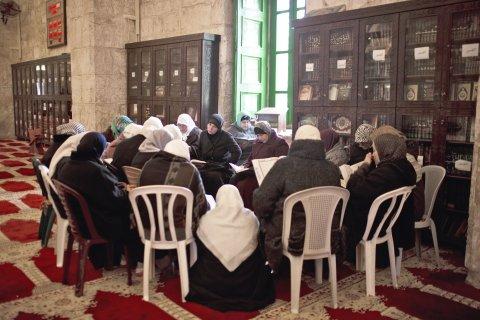 Mosque's Protectors