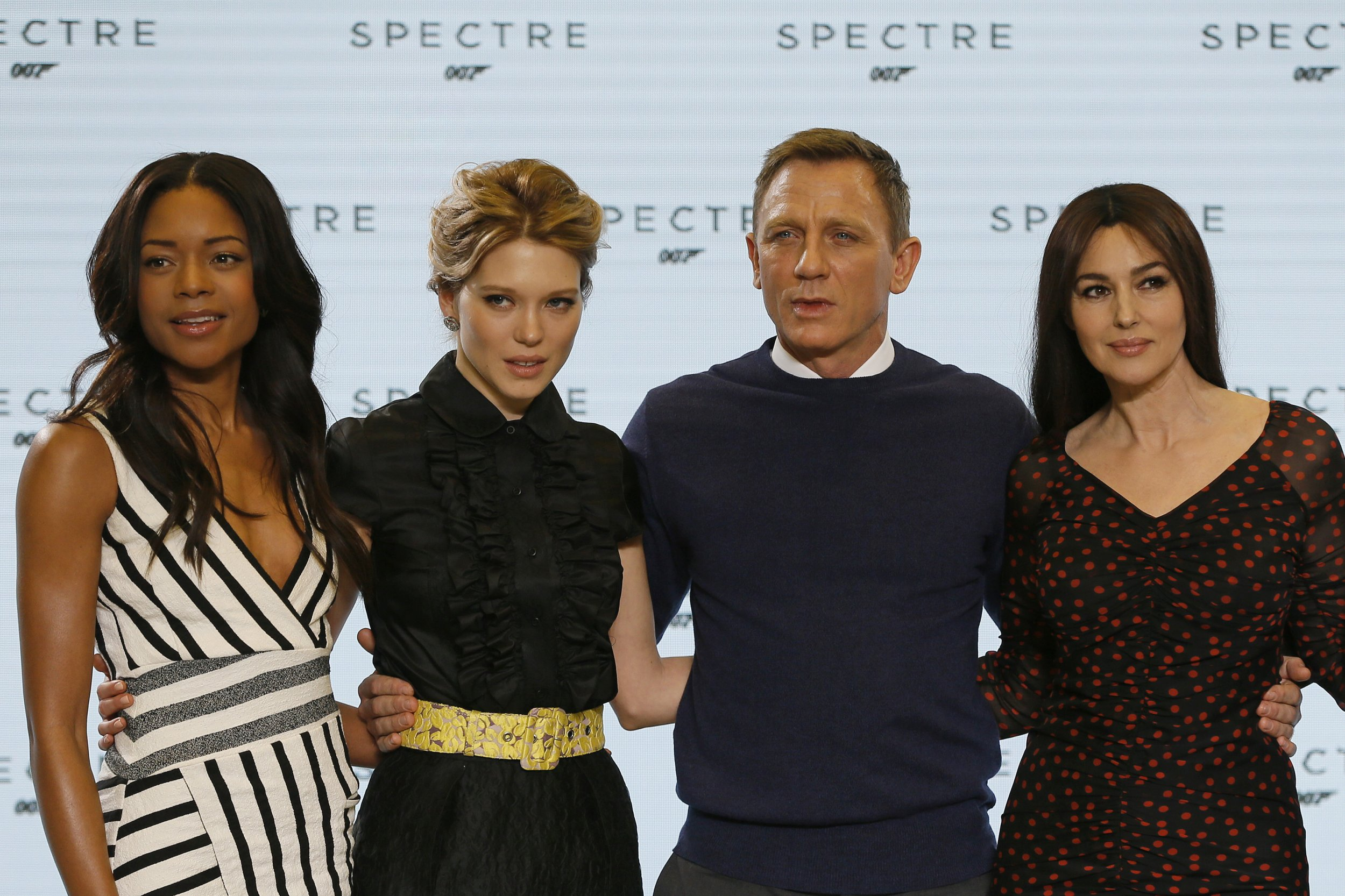 24th Bond Film To Be Called Spectre Hinting At Return Of