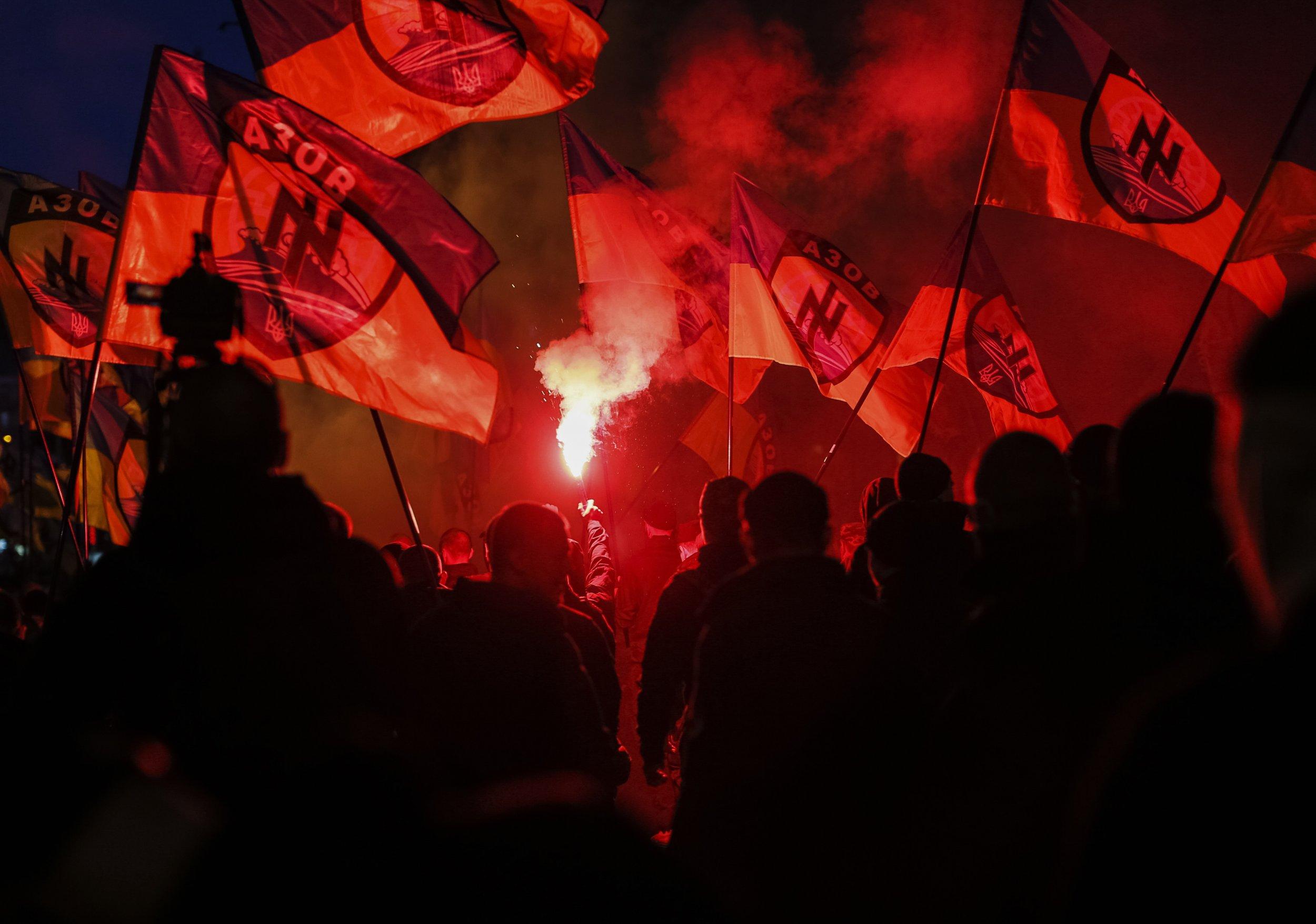 Communist and Ukraine