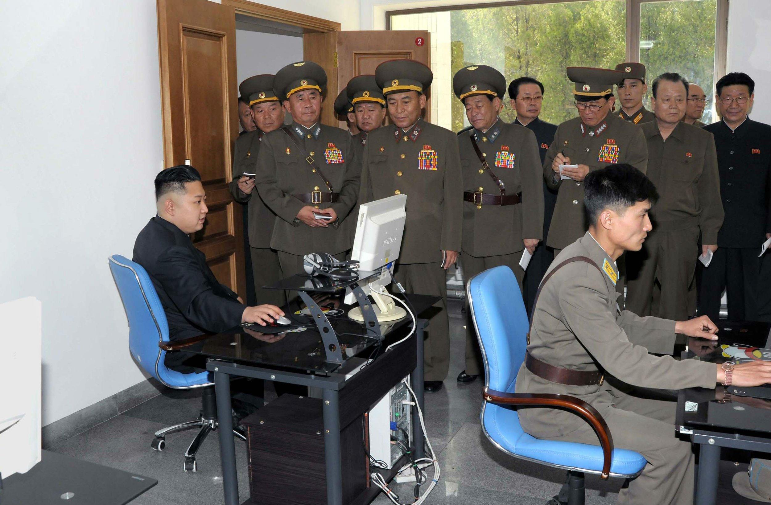 the defector north korea sites