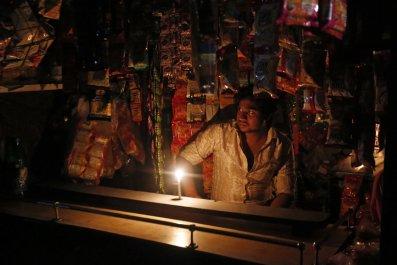 India Shopkeeper