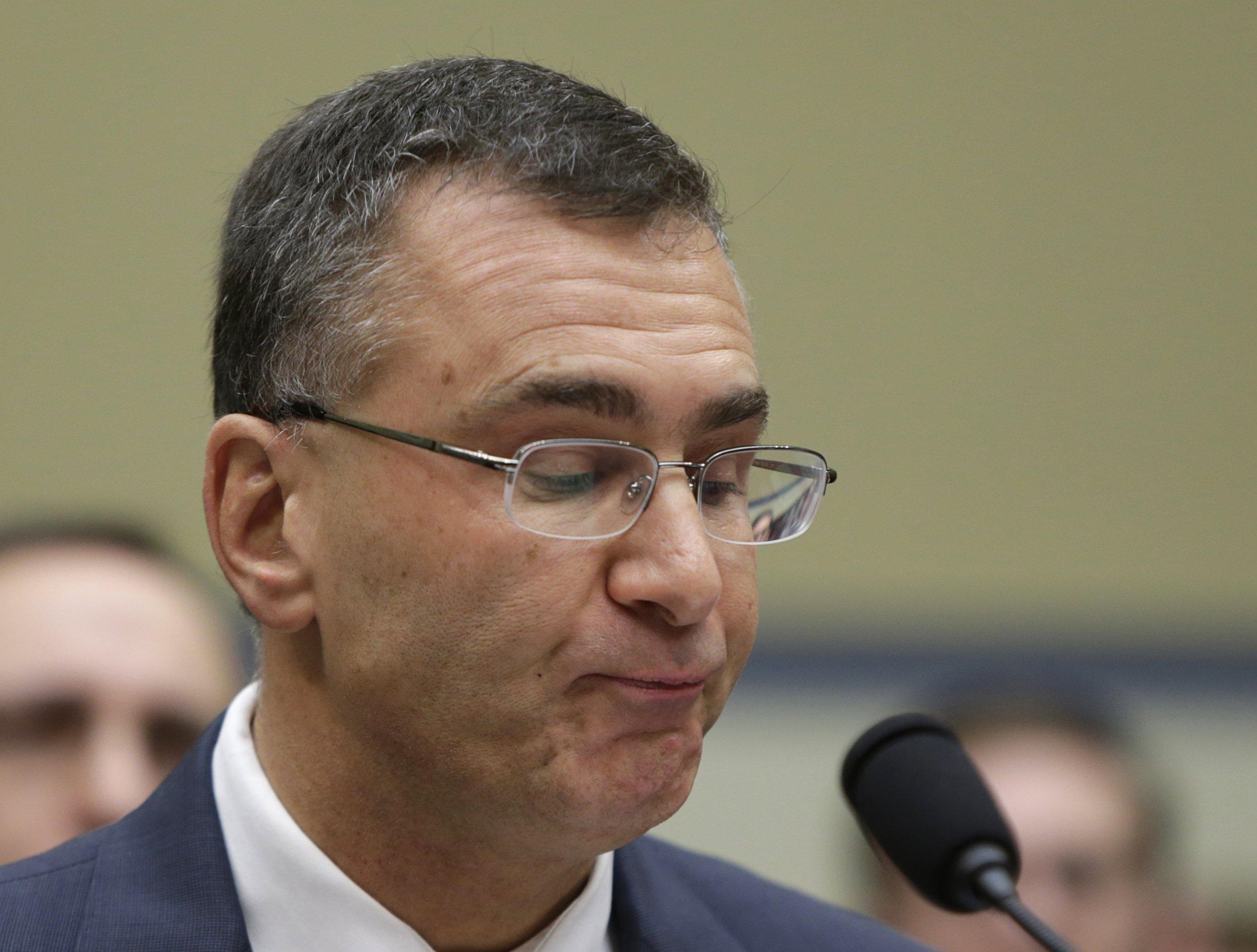 Jonathan Gruber Testifies Before House Panel