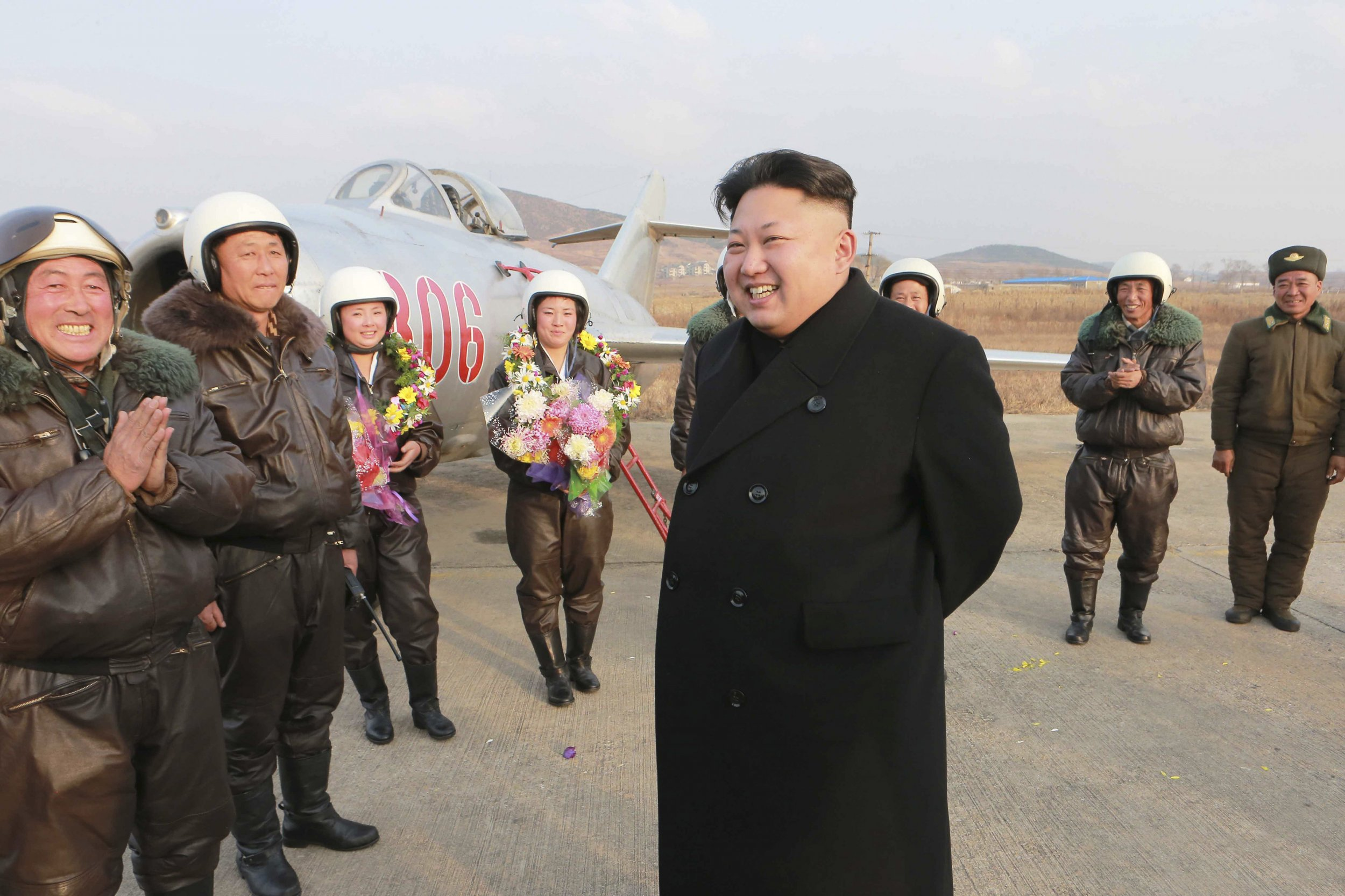 North korea kim jong un women are mistaken