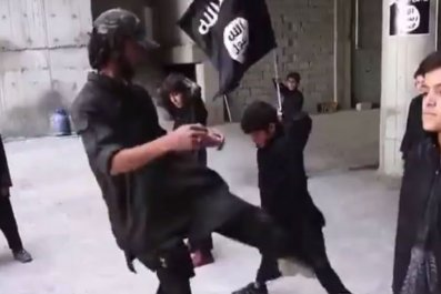 ISIS Children Video