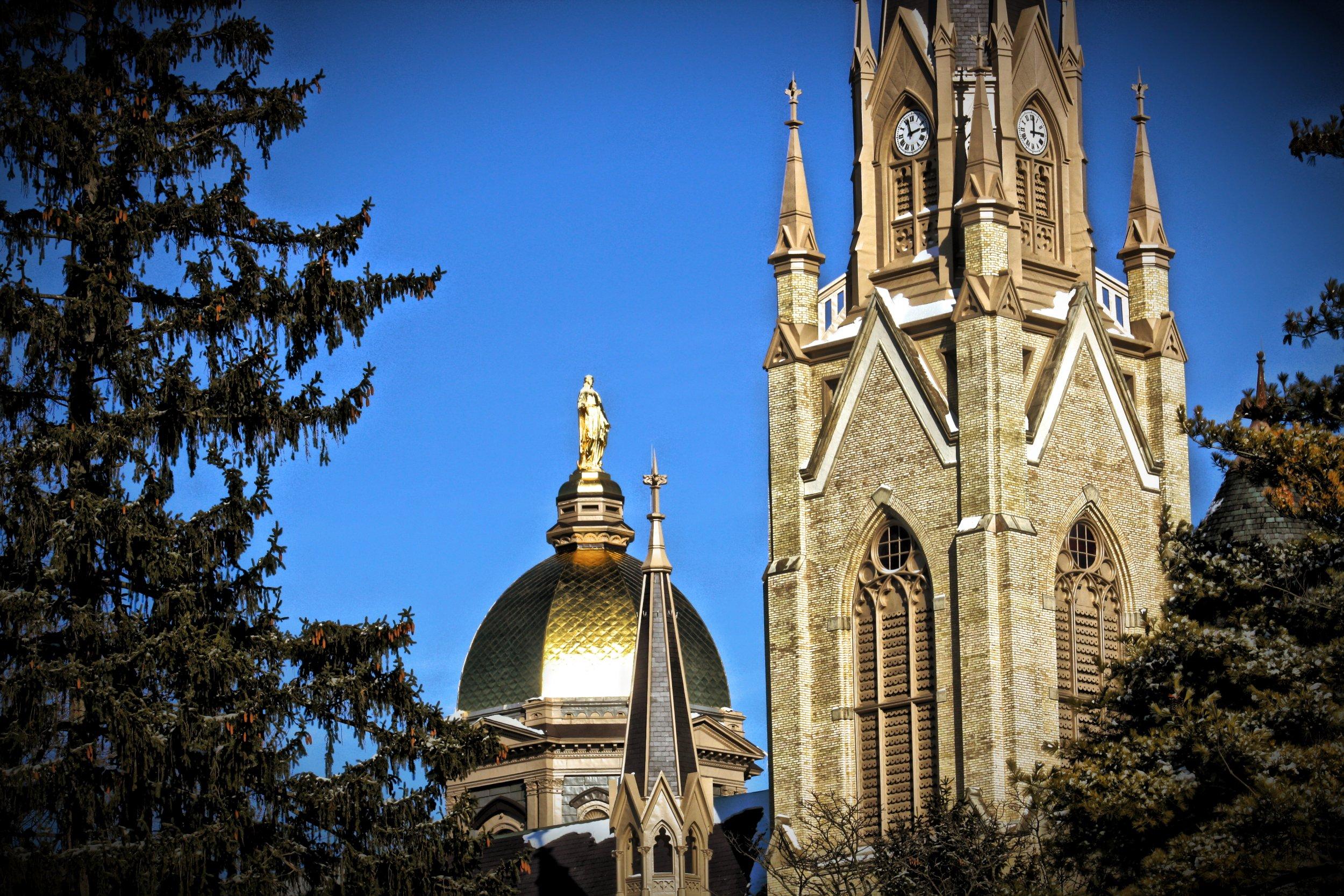 University_of_Notre_Dame_Golden_Dome