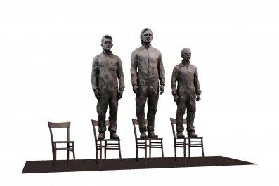 scultura anything scontornata