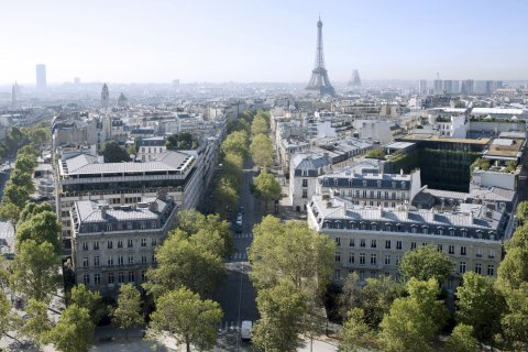 Modern Day Paris