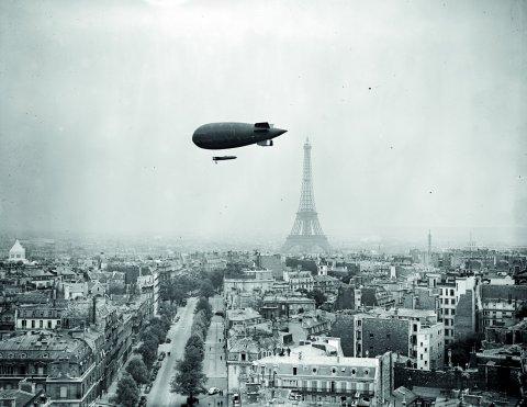 Paris Past