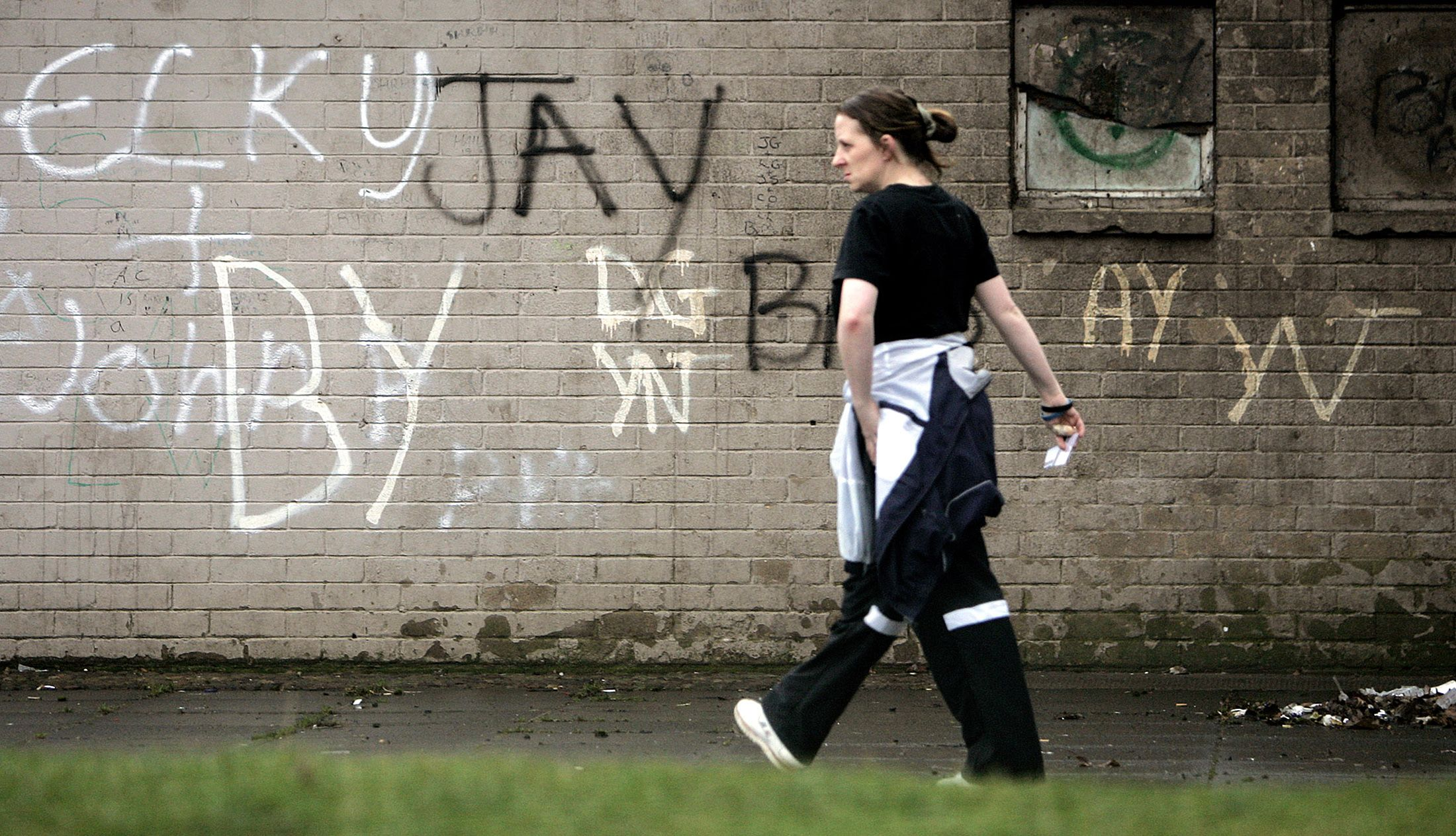 Anti social behavior in teens