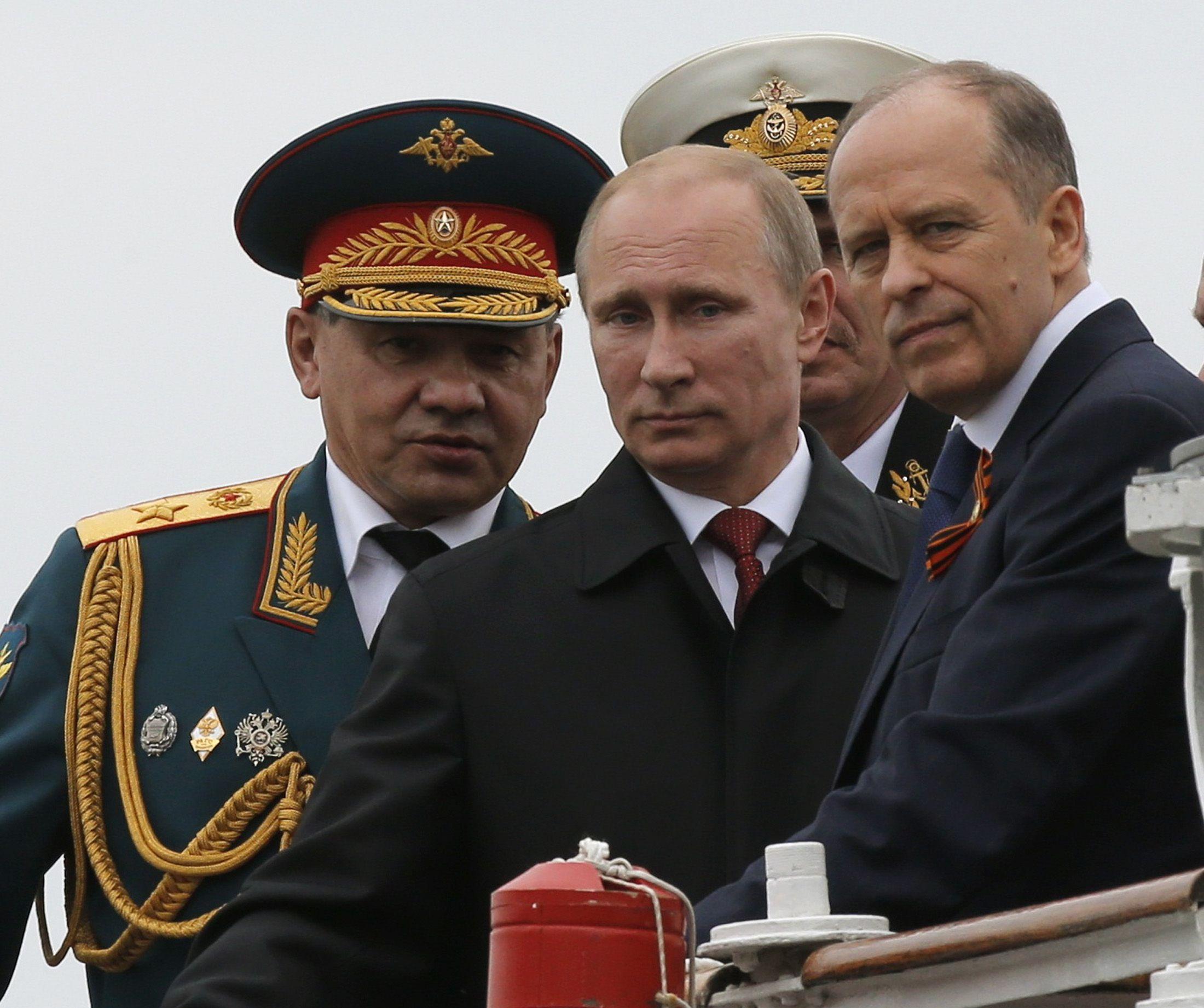 Russian Intelligence Agency