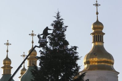 NYE Kiev
