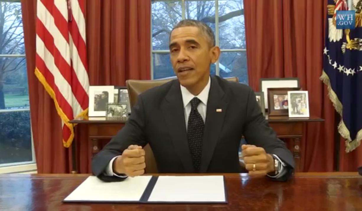 Obama Bristol Bay Announcement