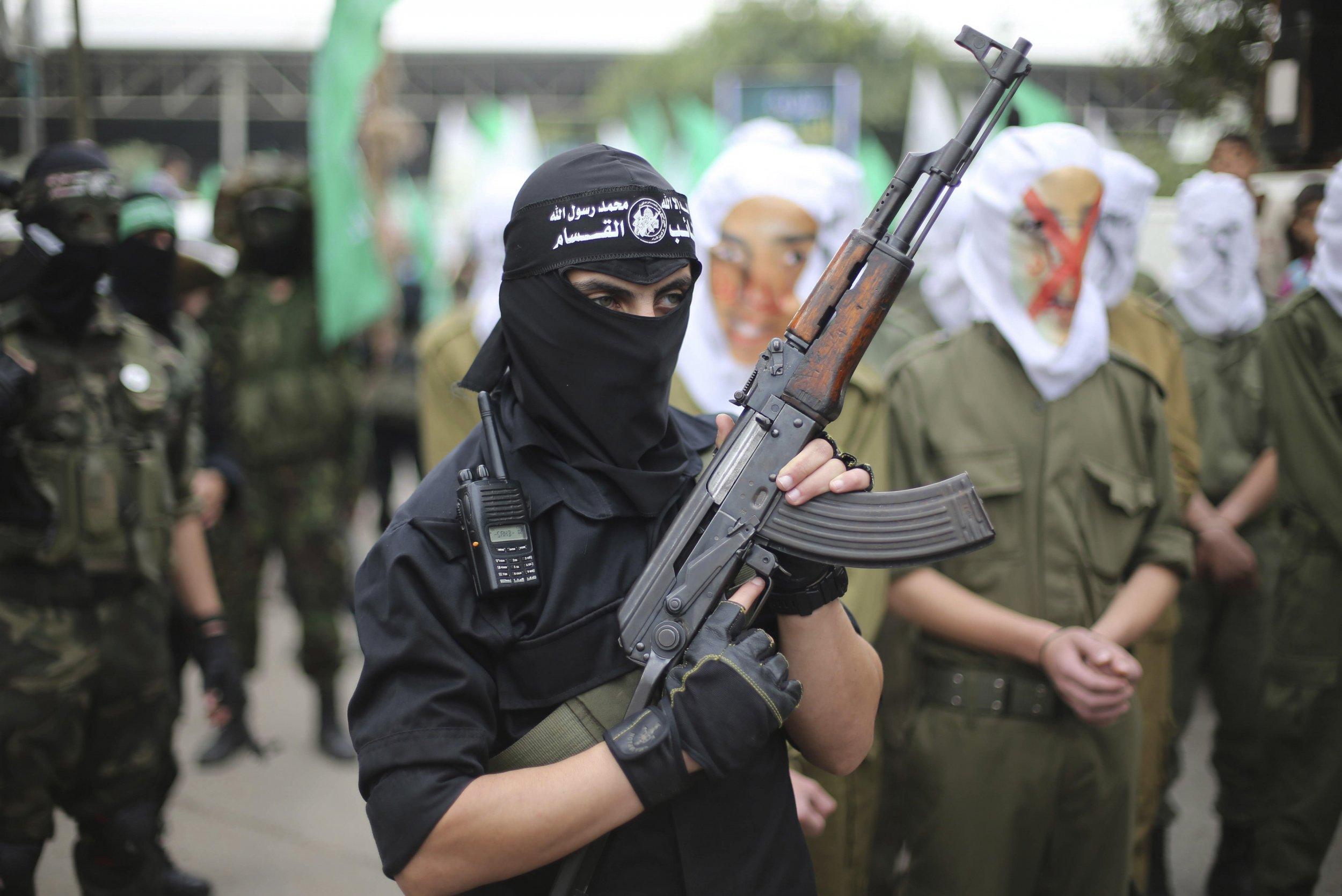 Hamas Militant