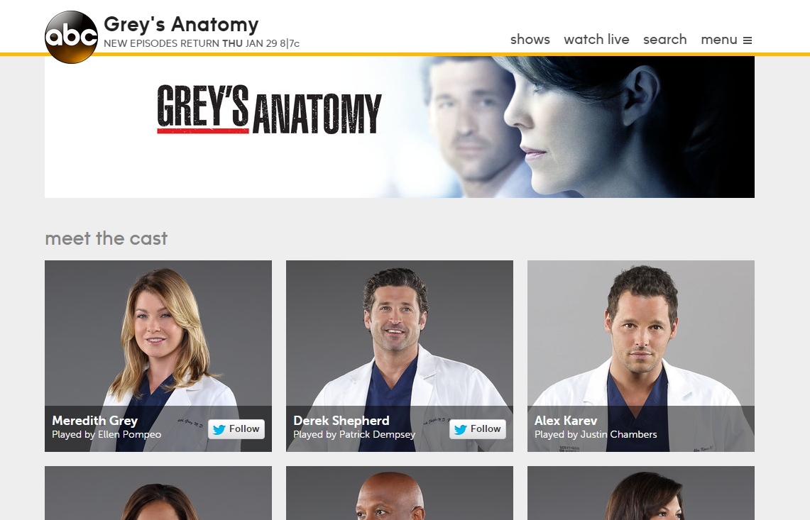 Grey\'s Anatomy\' Raises Questions About When Life Starts