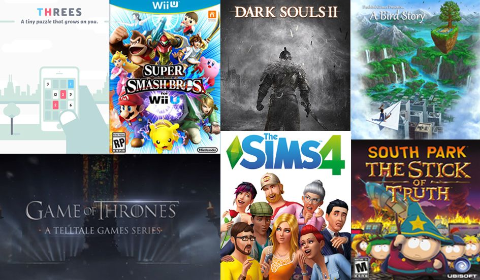 The Year in Video Games (and the Best of 2014)