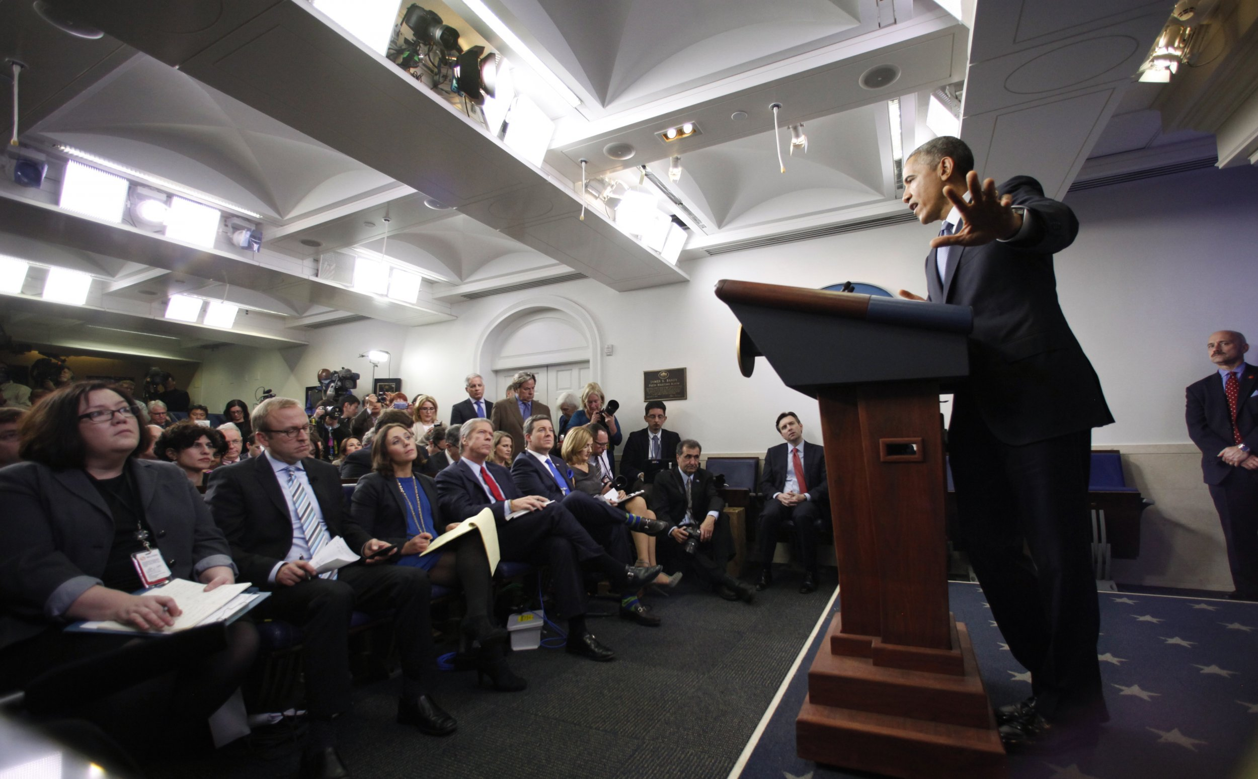 President Obama's Year-End News Conference