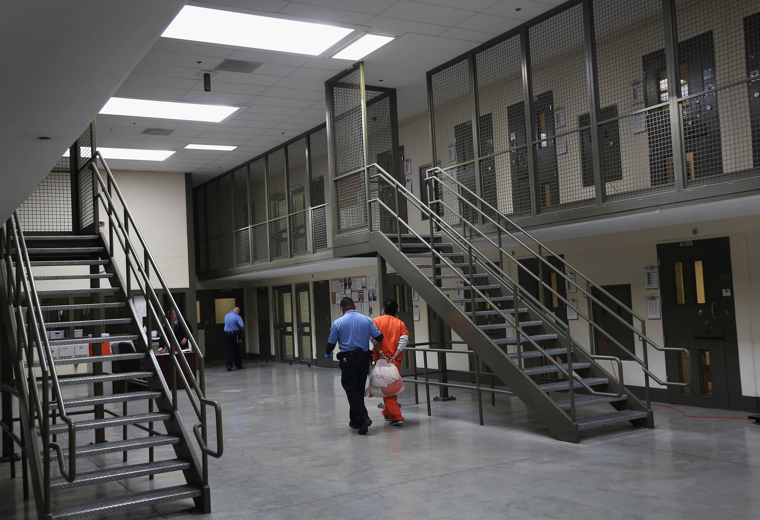 Report: America's Prison Population Is Growing Again
